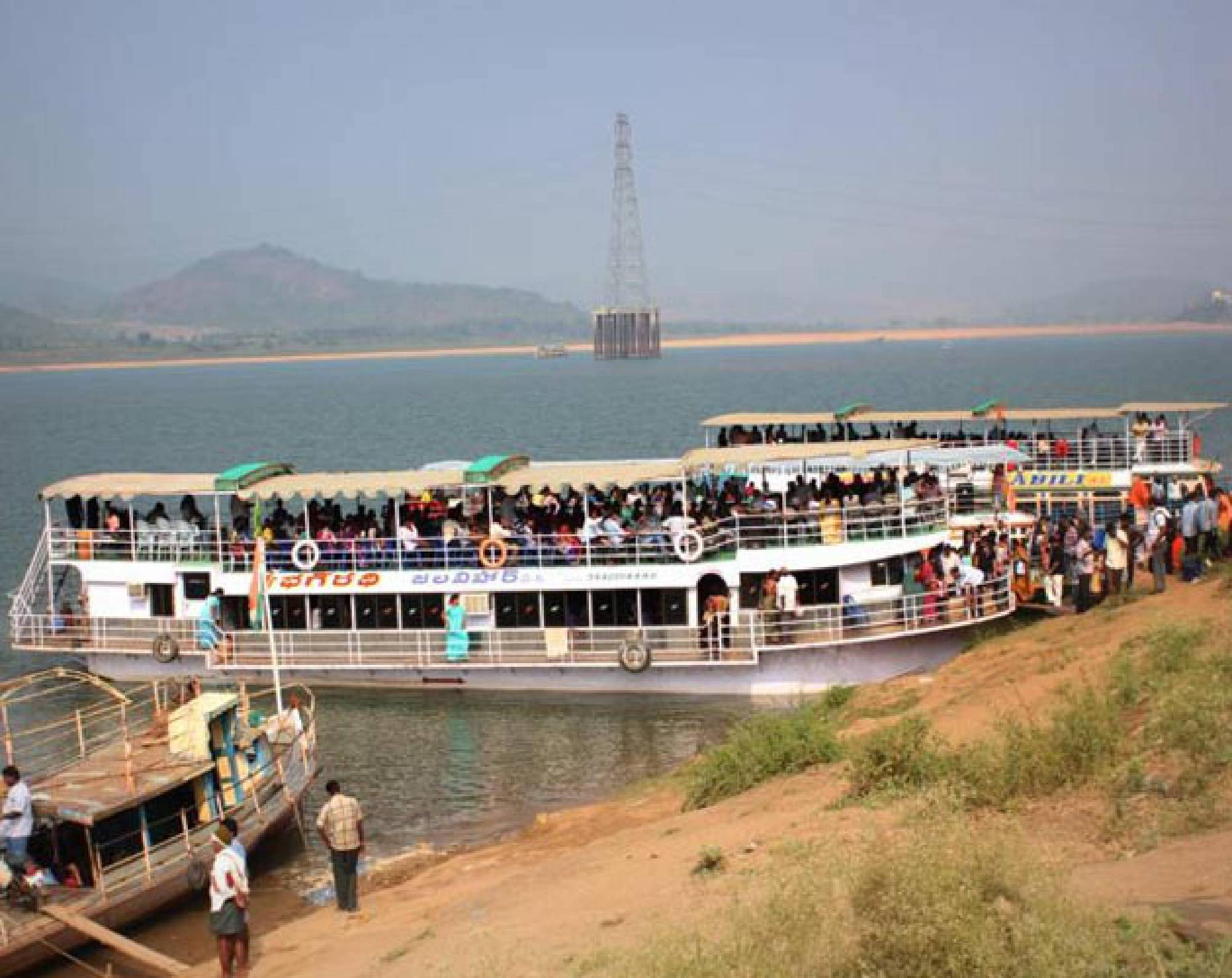 Papikondalu Boat Point