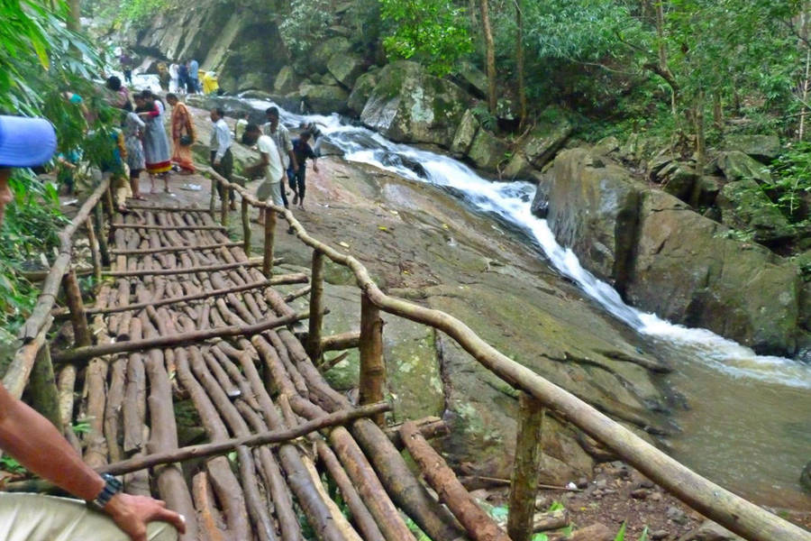 Jala Tarangini Waterfalls