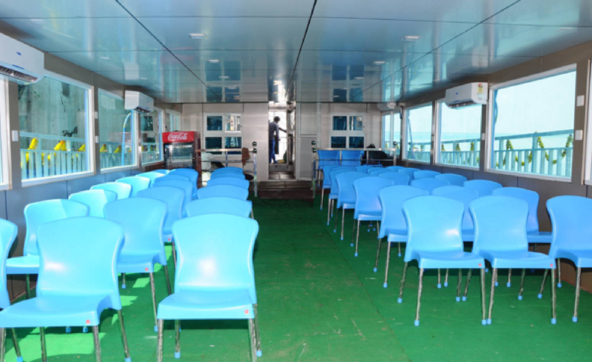 Boat Inside View